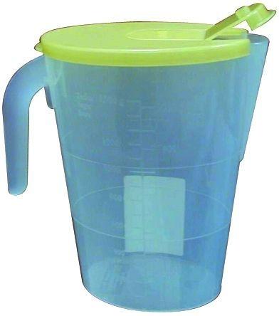 džbán 1,5l s odměrkou, MIX barev