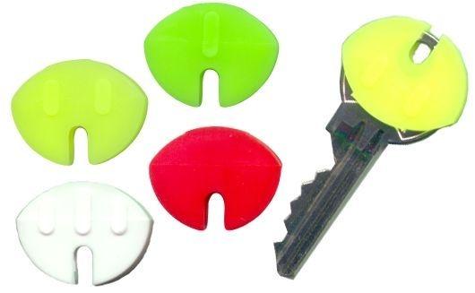 rozlišovač klíčů  (4ks), plast.kolečko