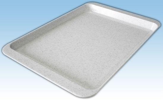 podnos 32x22cm gr.bílý-036 0-90C