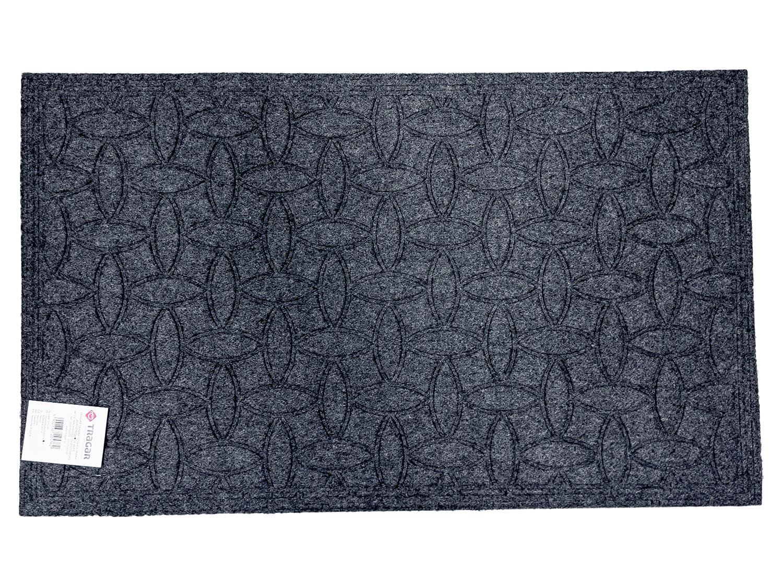 rohož  75x45cm EASY K-502-4, guma+textil