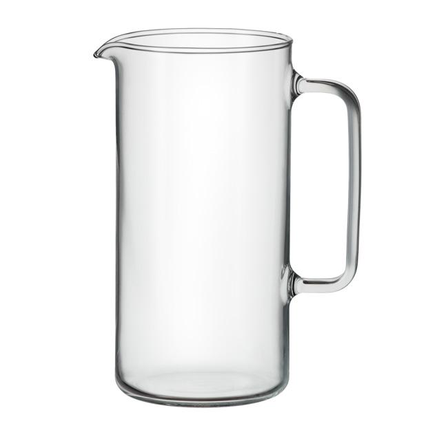 džbán 2l CYLINDER sklo