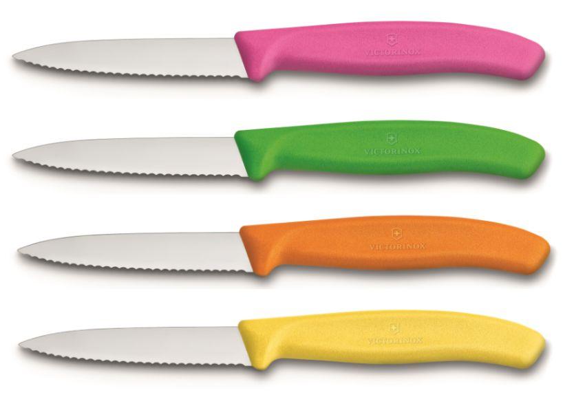 nůž  8cm vlnka, kuchyňský VICTORINOX