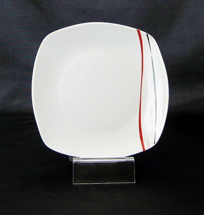 talíř d20,0cm dezertní, AMELIE, porcelán