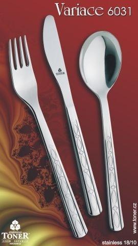 nůž 6031 VARIACE jídelní, NR