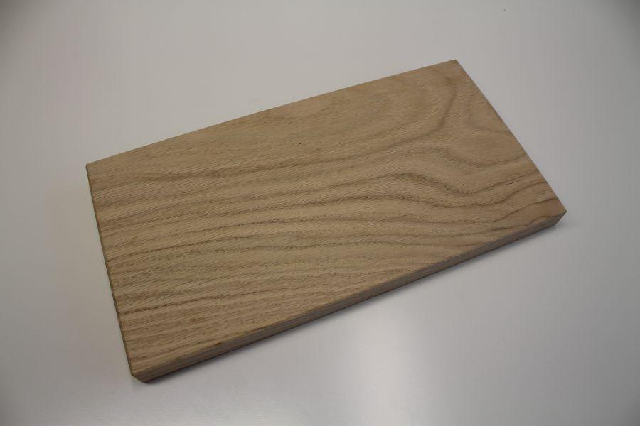 prkénko 31,5x17cm, hladké, dub