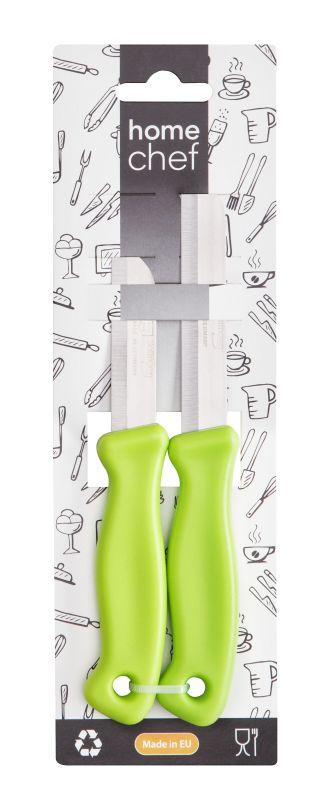 nůž SOLINGEN 2ks 6+9cm, kuchyň., NR/plast