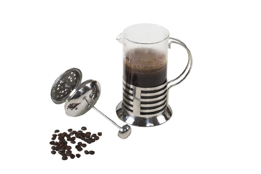 konvice 0,60l CHIASSO, COFFEE MAKER, sklo+NR