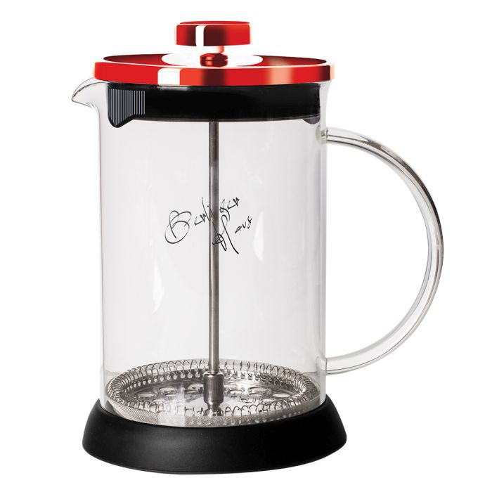 konvice 0,35l BURGUNDY MET.LINE, COFFEE MAKER, skl