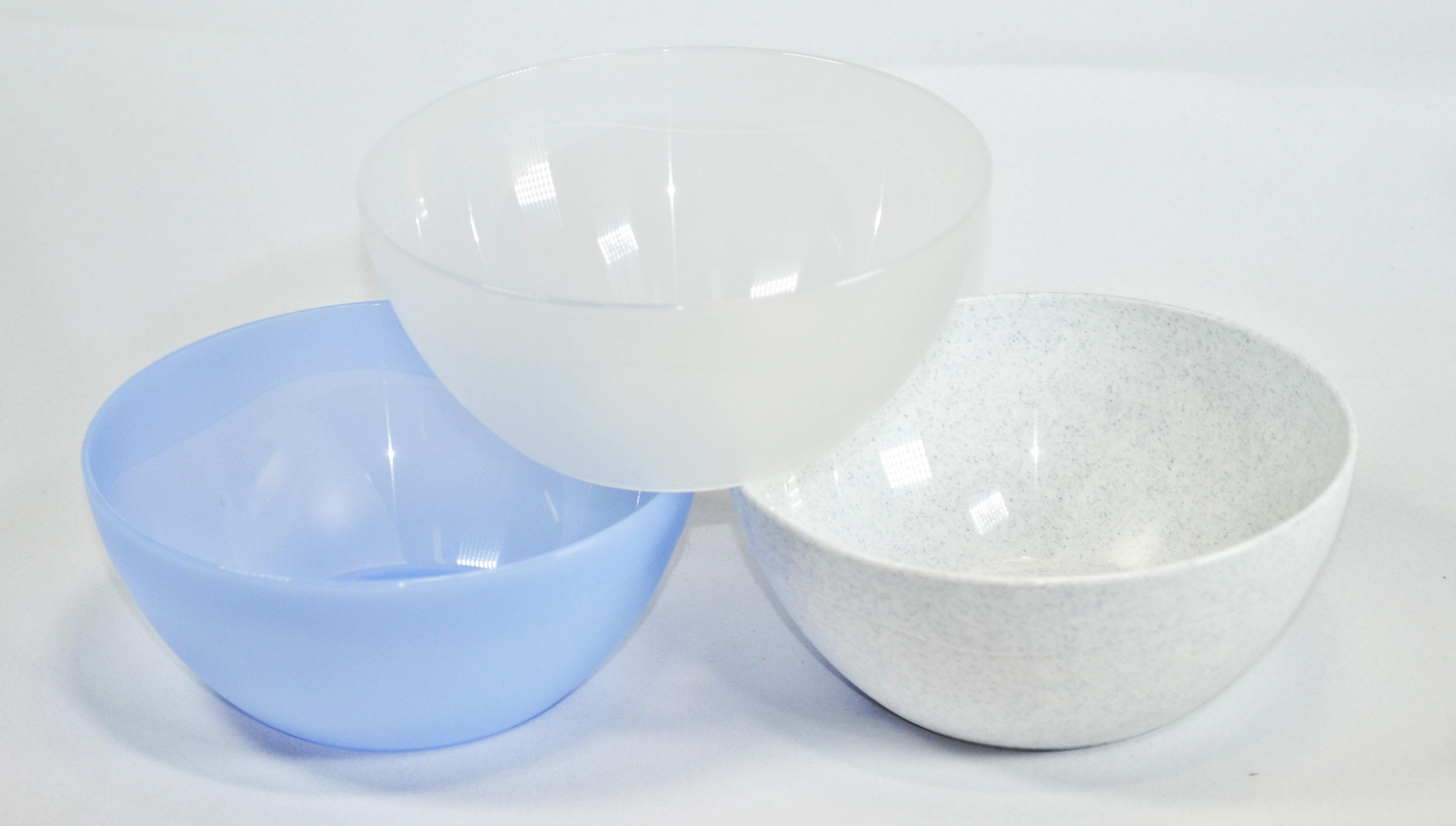 miska 0,4l komp. matná, plast