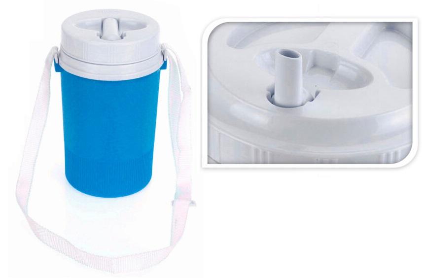 nádoba na vodu termo 1,25l, 12x12x19,8cm