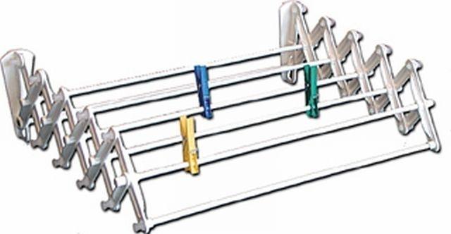 sušák 90cm PRAKTIK harmonika