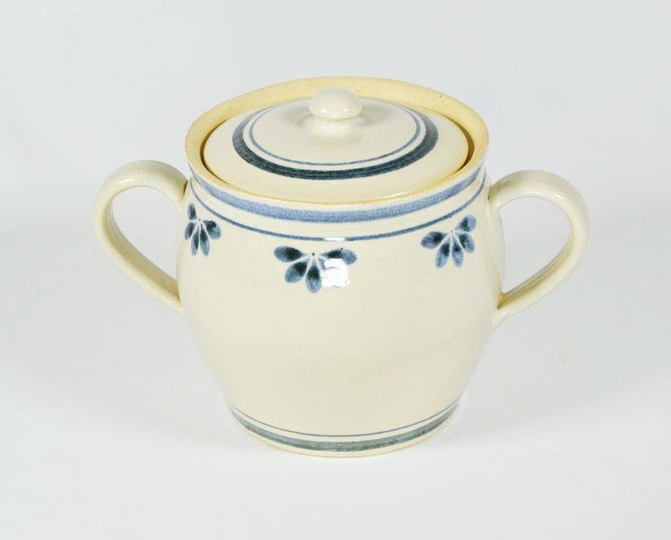 hrnec+PO  1,0l sádlák DEKOR, keramika