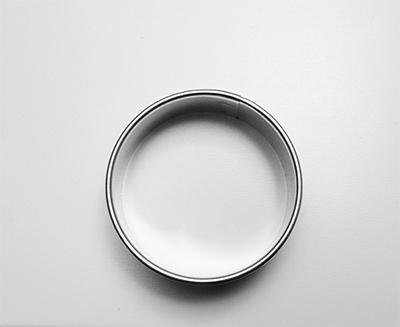 vykr. 360-Kolečko hladké,  5cm