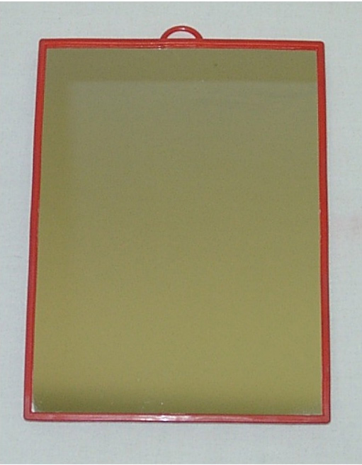 zrcadlo 14,5x19,5cm obdélník