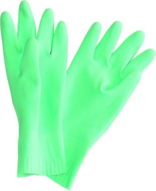 rukavice 1 pár, FAVORIT vel. 8 M, silné gumové