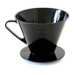 filtr na 2šálky kávy, nálevka, plast