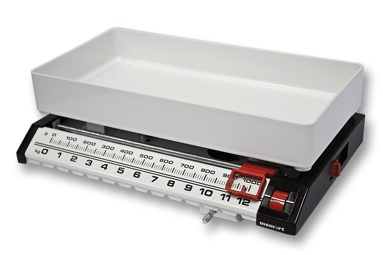váha 13kg kuch.mech., 7462, vč.mísy