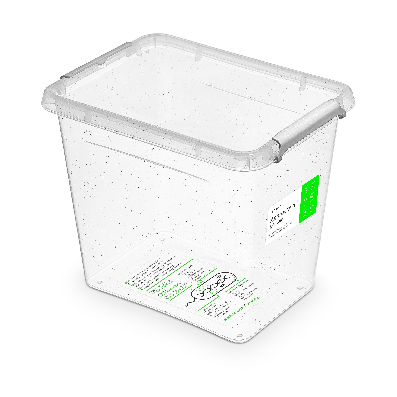 antibakter.box  3,0 l 19,5x15x16cm,transp.plast