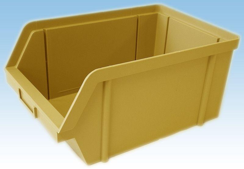 bedna 10kg žlutá zkos.20x15x12cm