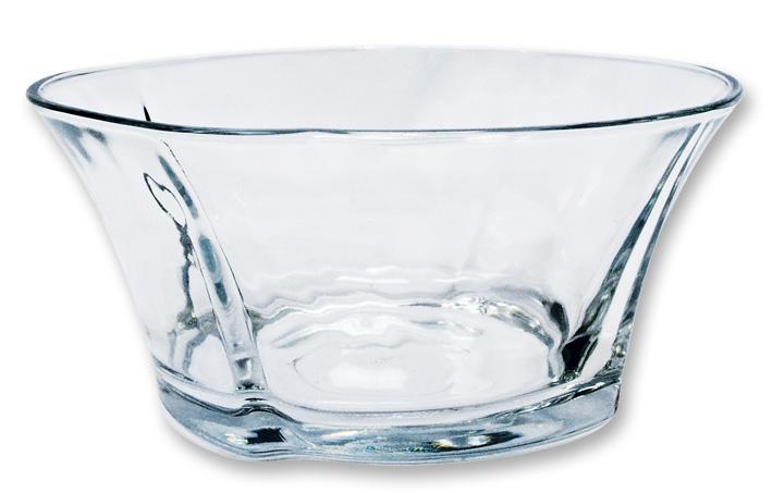 mísa 2,3l salát. TRUVA d23cm, sklo