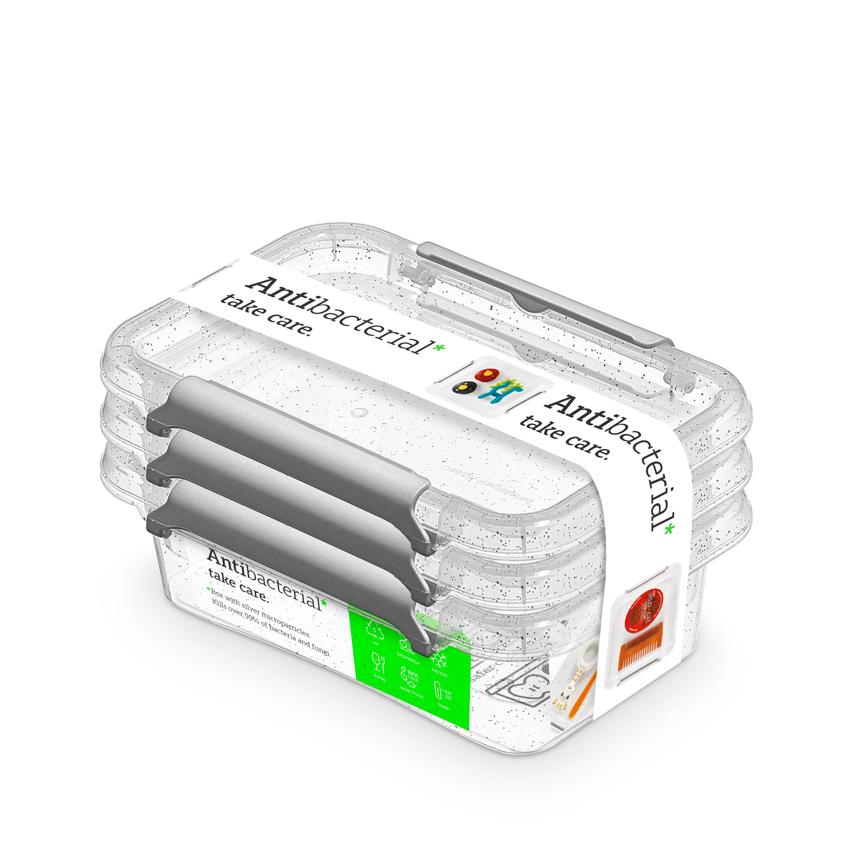 antibakter.box  0,35 l -sada-3ks, 15x9,5x7,5cm,tra