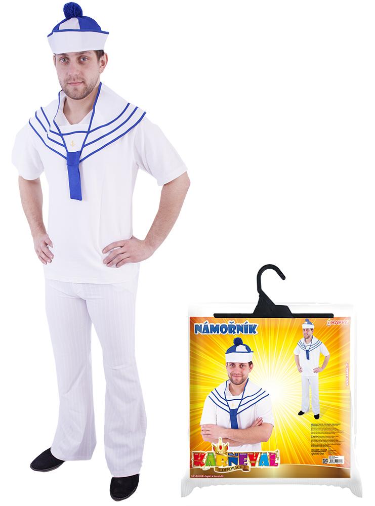 Sada námořník pro dospělé