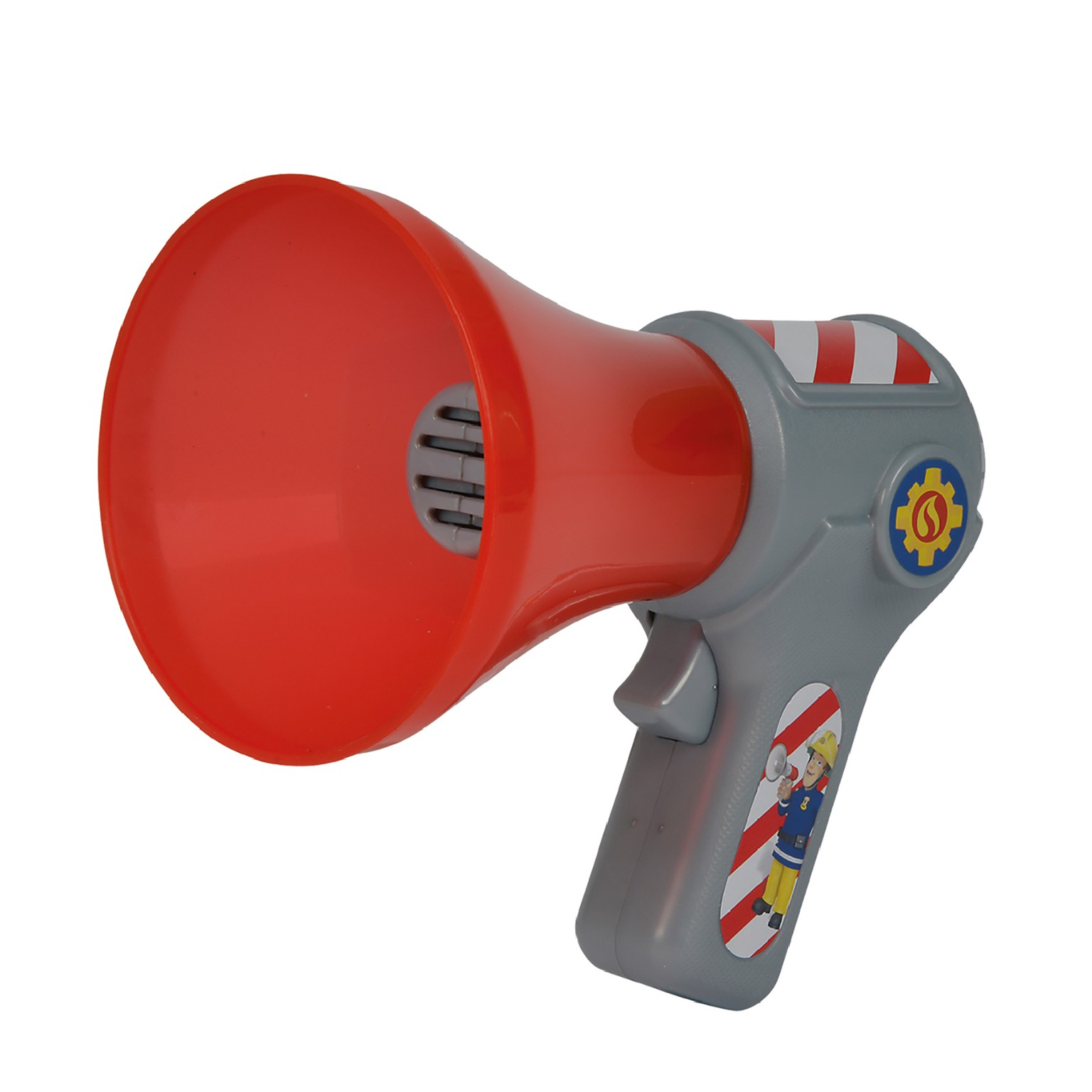 Požárník Sam megafon