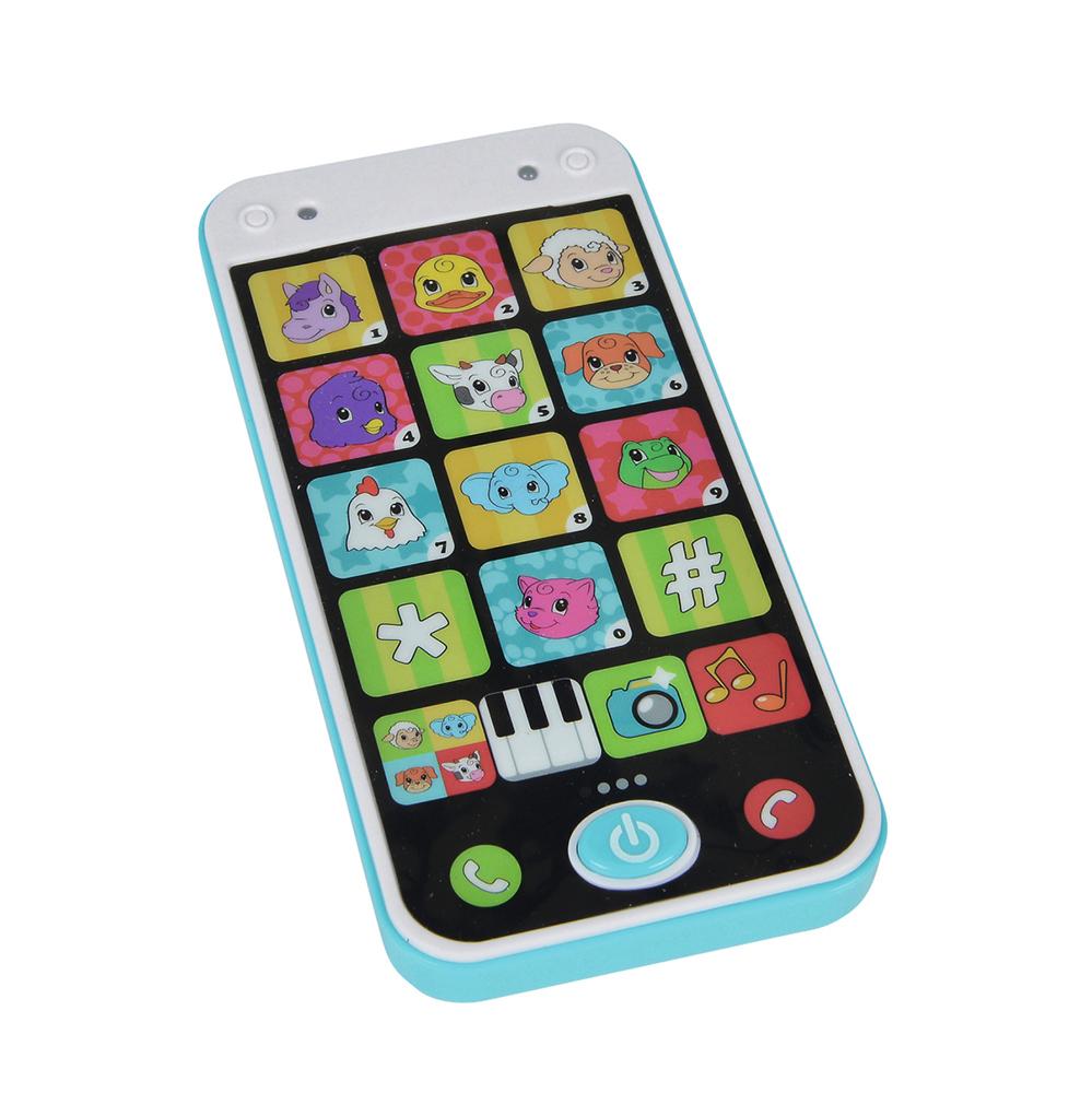 Můj první smartphone
