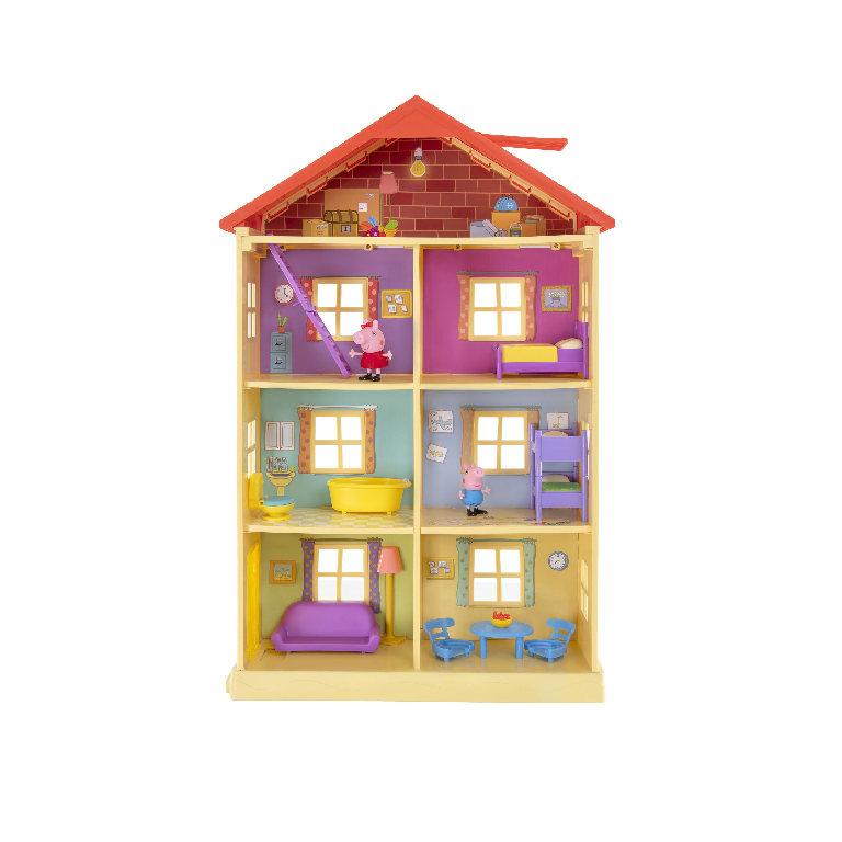 Peppa Pig rodinný dům