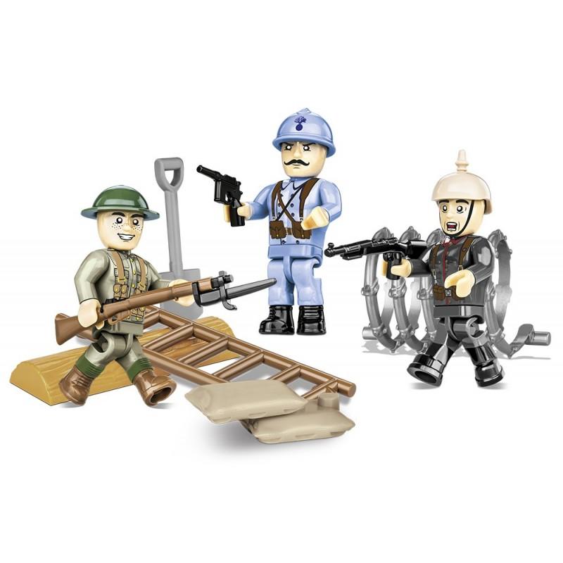 Figurky s doplňky 1. světová válka, 30 k
