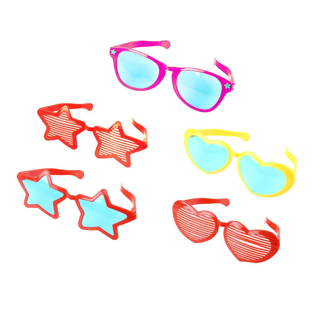 Brýle MAXI 5 druhů