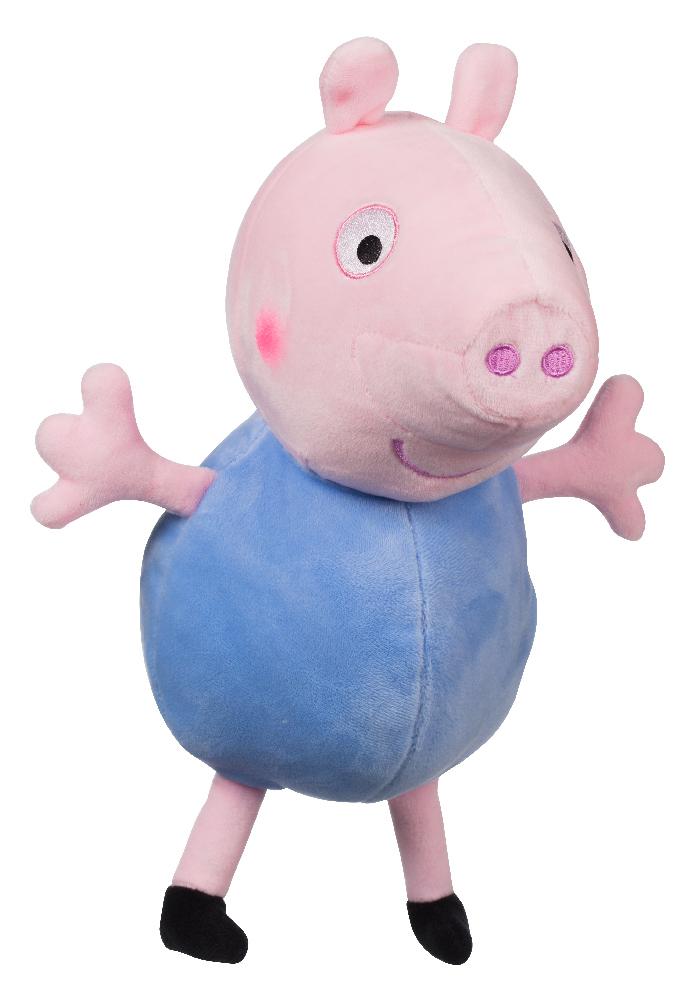 Plyšové prasátko Tom Peppa Pig 35 cm