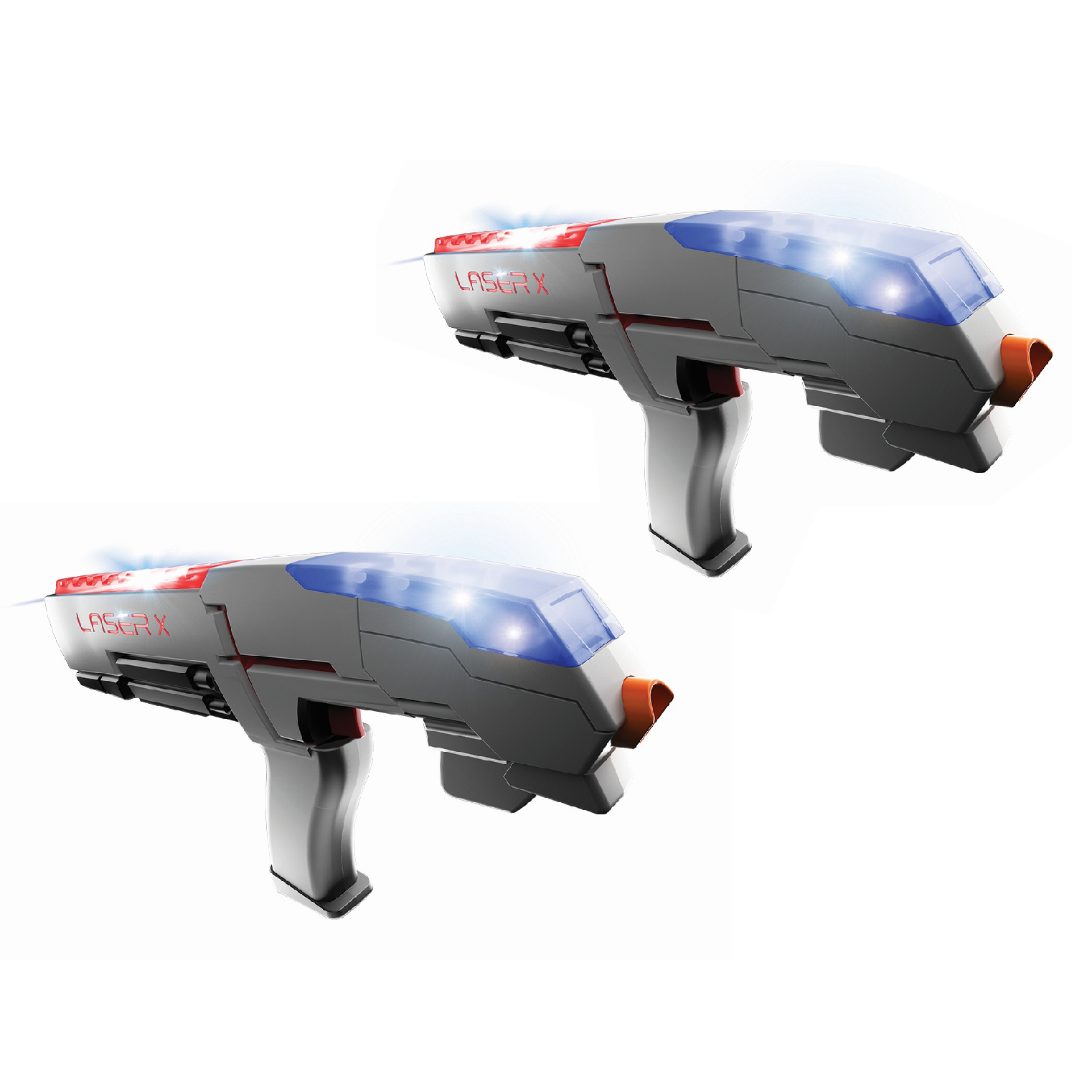 Laser-X pistole na infračervené paprsky – dvojitá