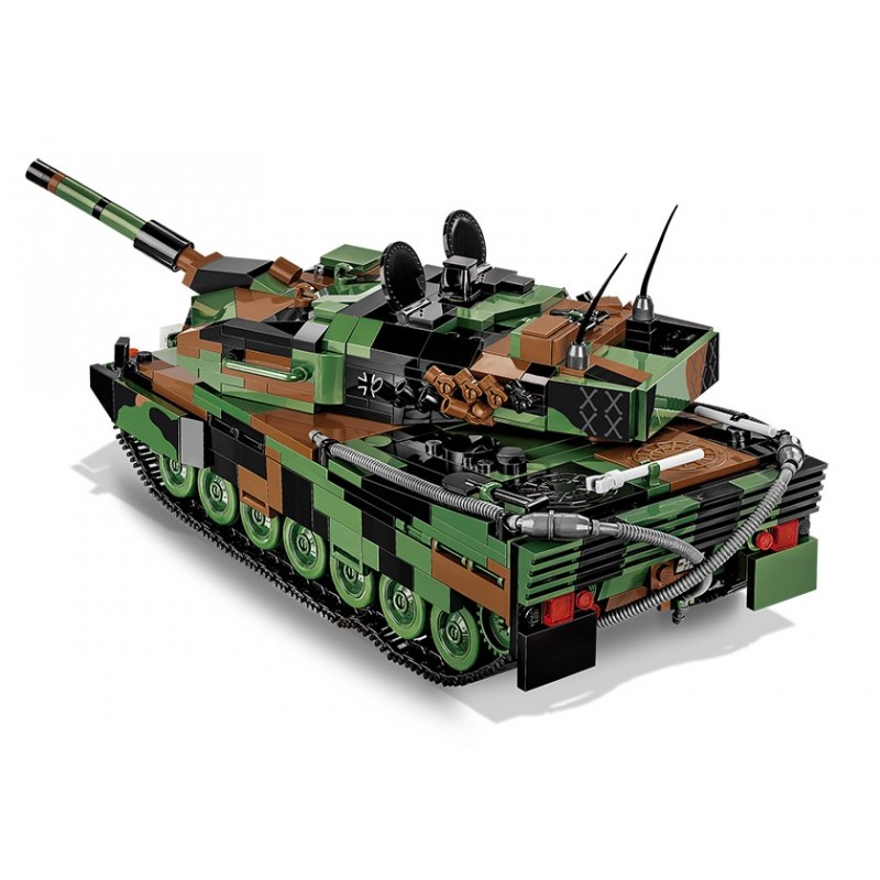 Stavebnice Armed Forces Leopard 2A5 TVM (TESTBED),