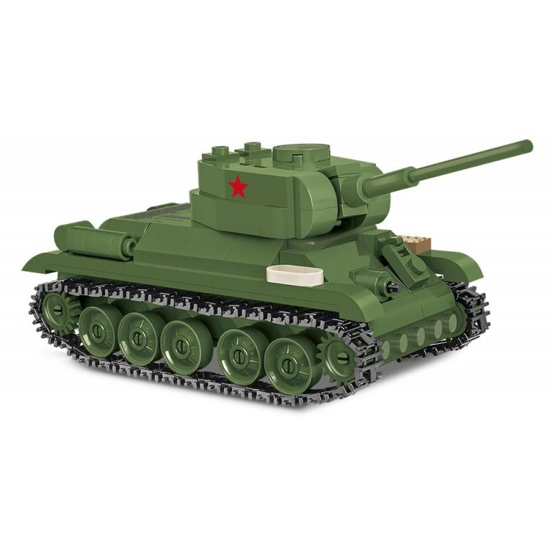 Stavebnice II WW T-34/85, 1:48, 273 k
