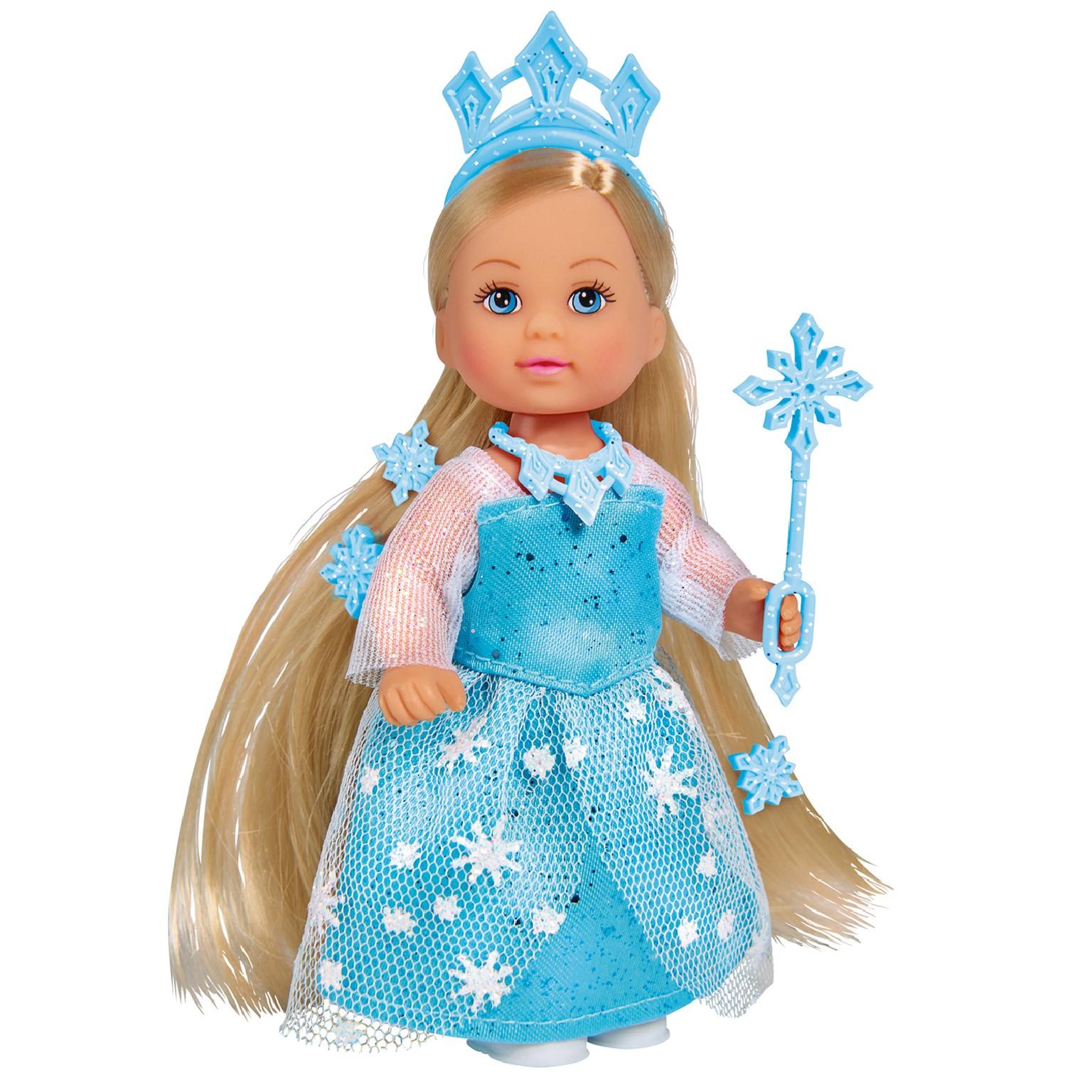 Panenka Evička Ledová princezna