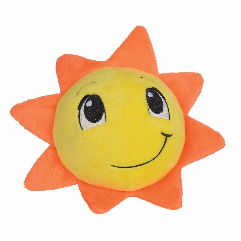 Plyšové sluníčko