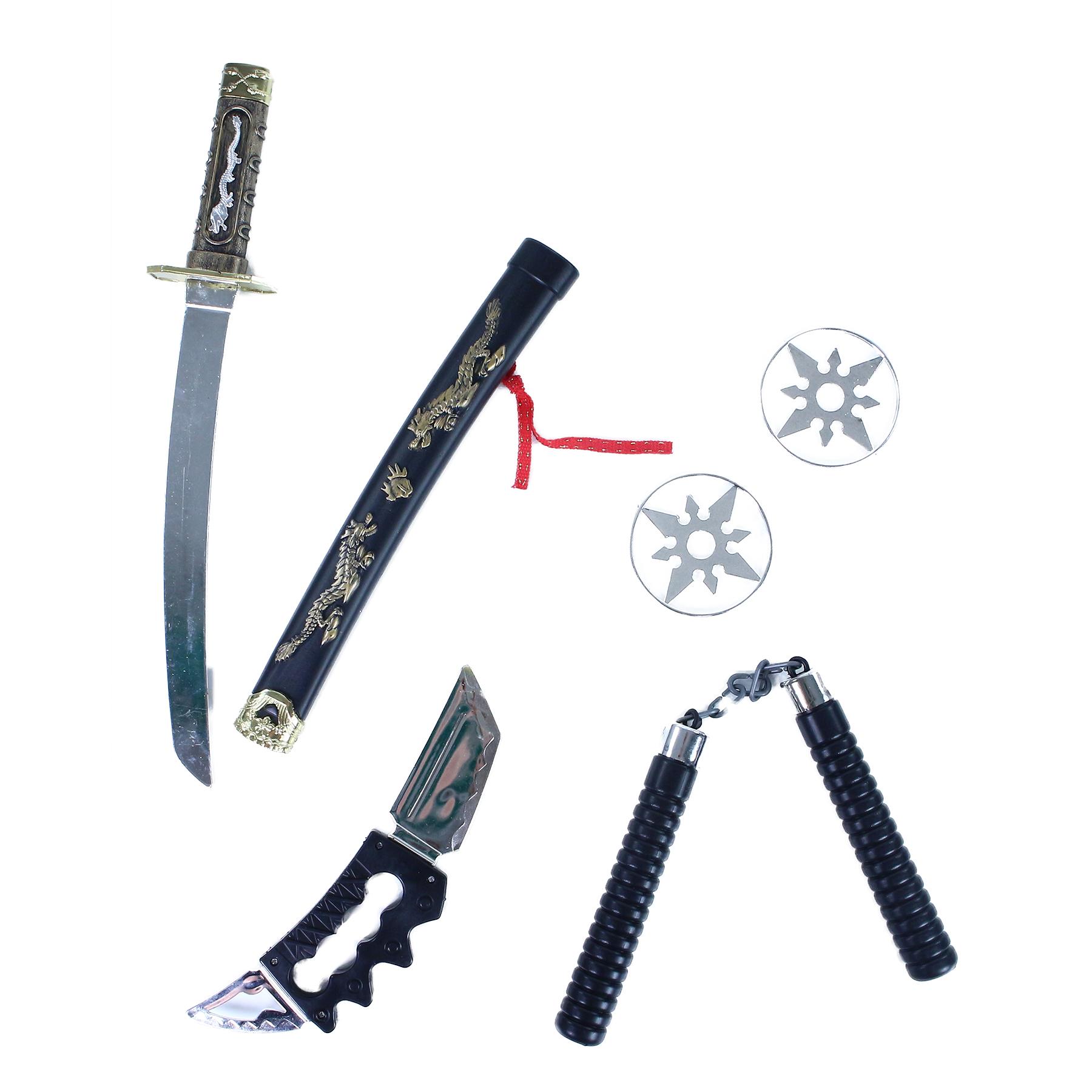 Ninja set - zbraně