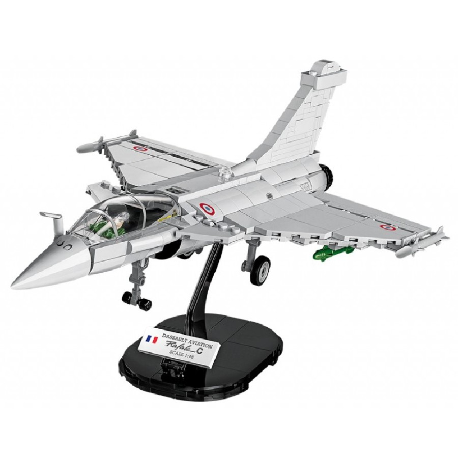 Stavebnice Armed Forces Rafale C, 400 k