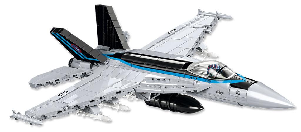 Stavebnice TOP GUN F/A-18E Super Hornet, 1:48, 570