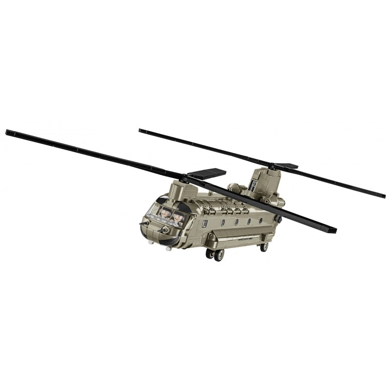 Stavebnice Armed Forces CH-47 Chinook, 1:48, 815 k