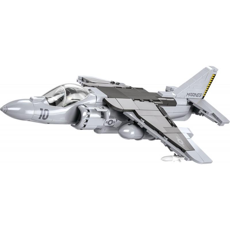 Stavebnice Armed Forces AV-8B Harrier II Plus, 1:4