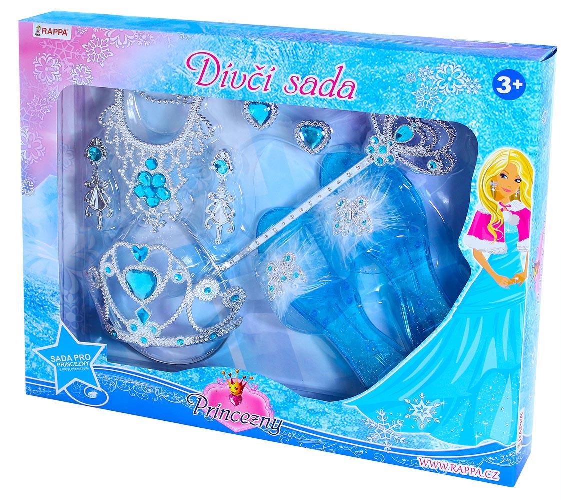 Dívčí sada se střevíčky pro princezny