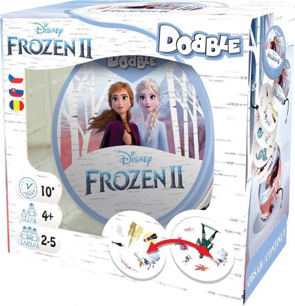 Hra Dobble FROZEN 2 - Ledové království