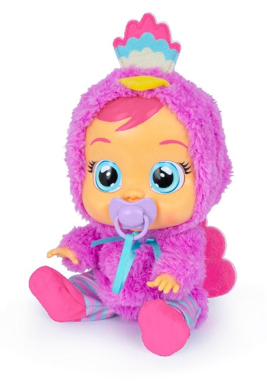 CRY BABIES interaktivní panenka Lizzy