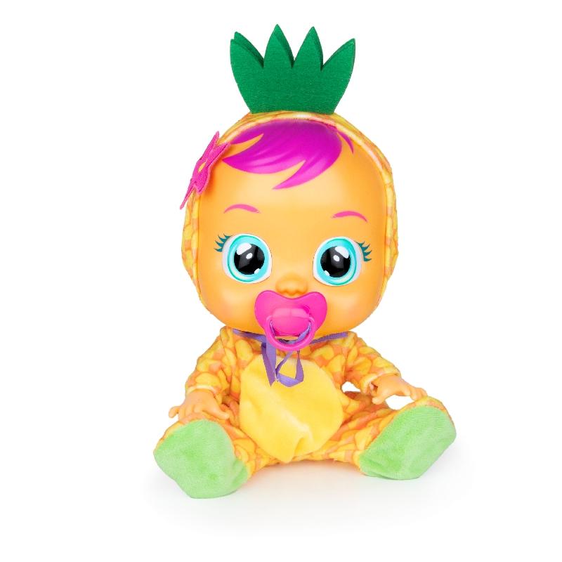 CRY BABIES Interaktivní panenka TUTTI FRUTTI - PIA