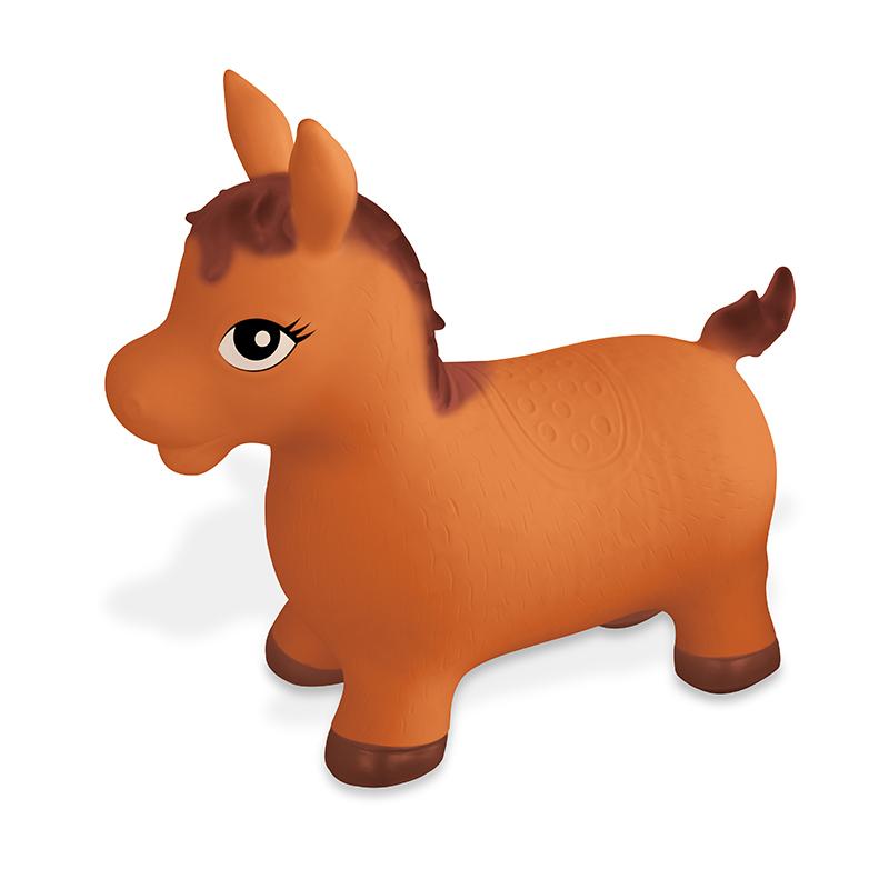 Skákadlo ve tvaru koně