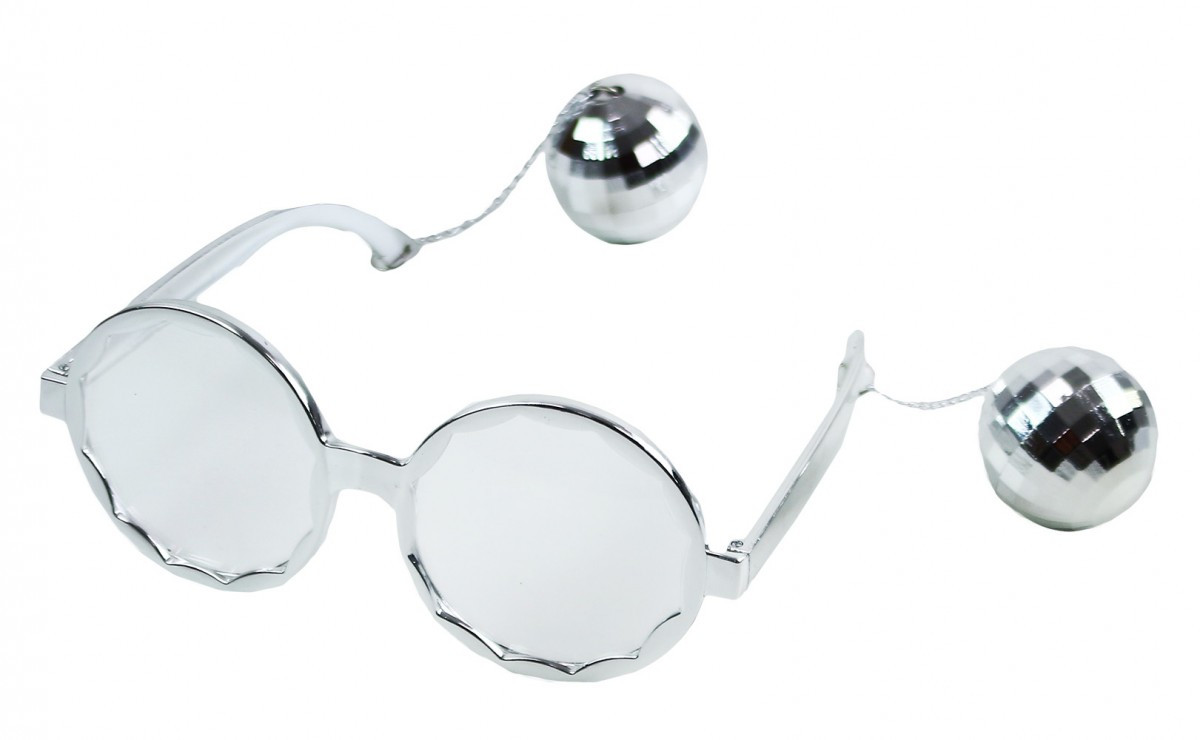 Brýle disco koule pro dospělé