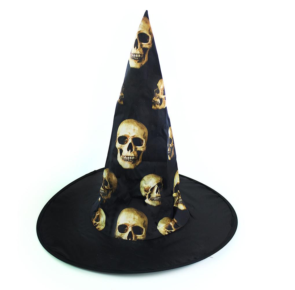 Klobouk pro dospělé čarodějnice/Halloween