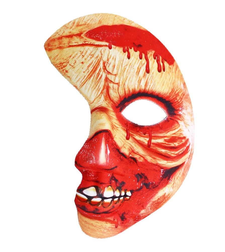 Maska karnevalová krvavá